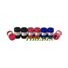 Aluminum Colorful Tire Valve Caps (300/bag)