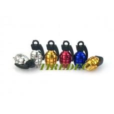 Grenade Tire Valve Caps(300/bag)