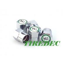 N2 Tire Valve Caps (200/bag)