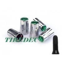 Schrader Long N2 Tire Valve Caps  (PK 200)